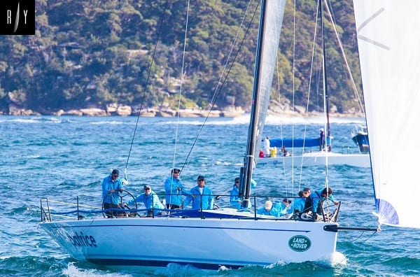 McConaghy Boats Built Ker 46 For Sale By Race Yachts
