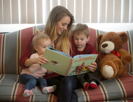 Toddler Gift Ideas with lifestyle blogger Rachael Burgess
