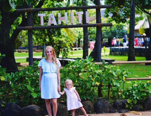 The Polynesian Cultural Center by Rachael Burgess