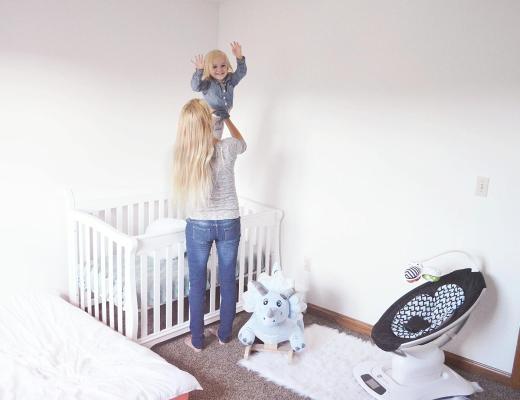 Boy and Girl Nursery Design by Rachael Burgess