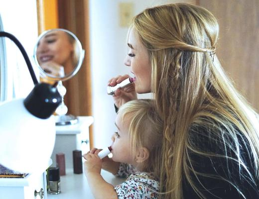Just Say NO To Mom Hair | 8 Time Saving Hair Hacks by Rachael Burgess