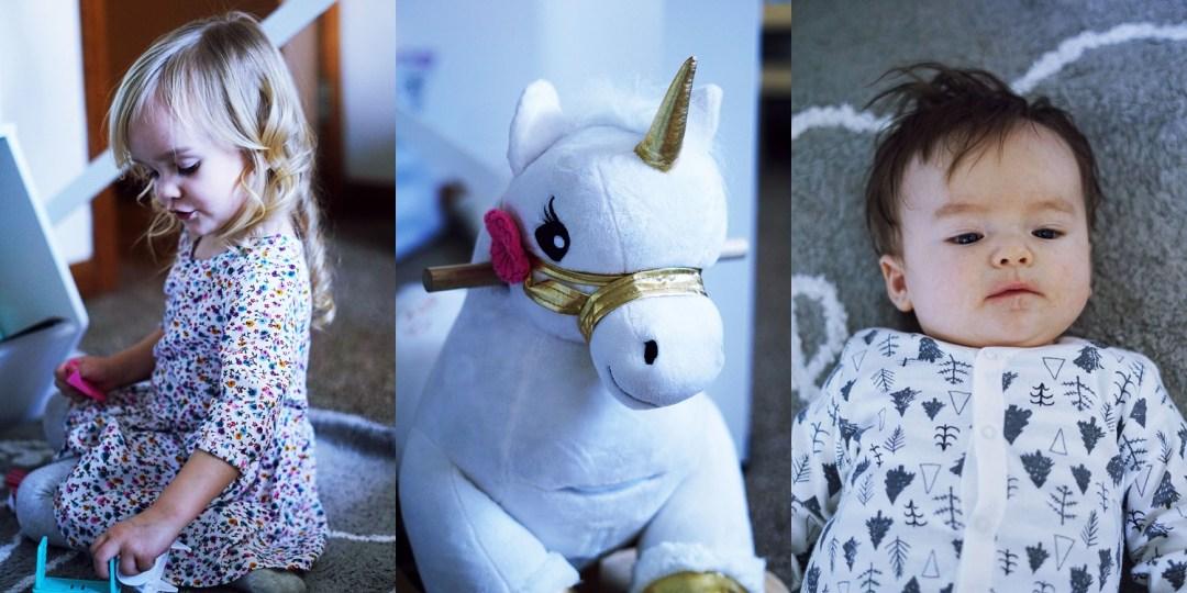 Nursery Reveal + Toy Organization Ideas by Rachael Burgess