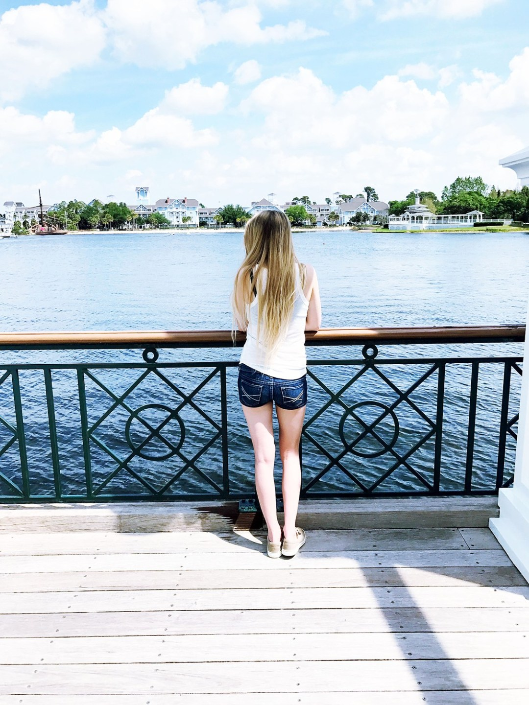 Visiting the Disney Boardwalk in Orlando Florida by Rachael Burgess