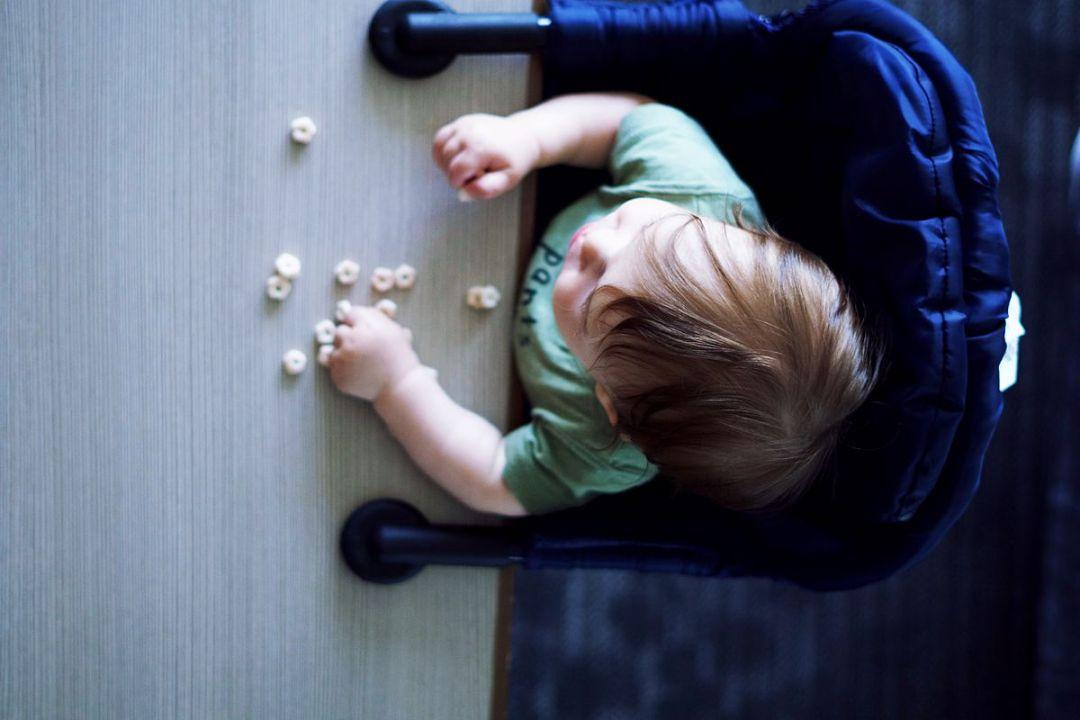 Newborn Sleep Deprivation by Rachael Burgess