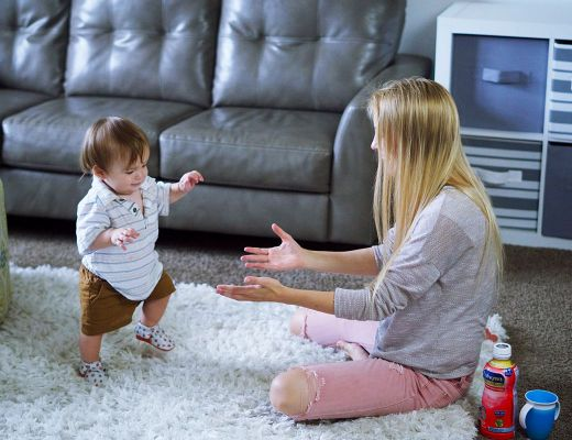 Baby Brain Growth and Developement | Rachael Burgess