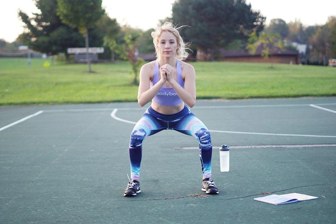 Get Back in Shape Postpartum | Rachael Burgess