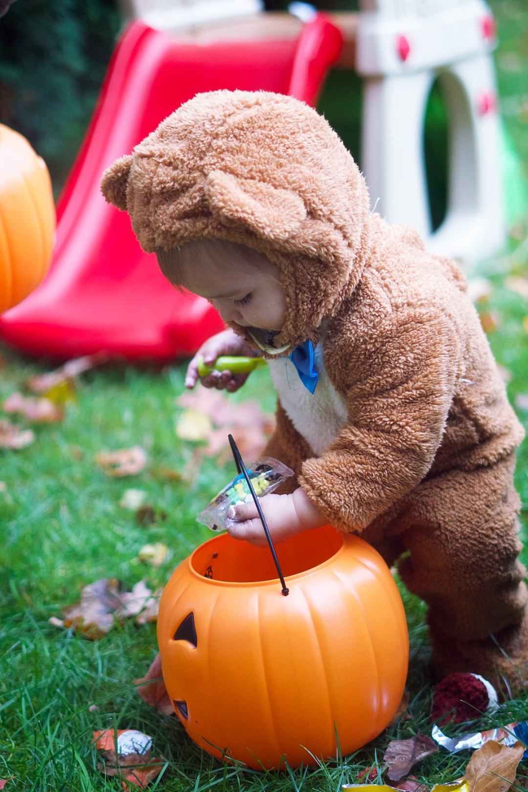 Toddler Halloween Party | Rachael Burgess