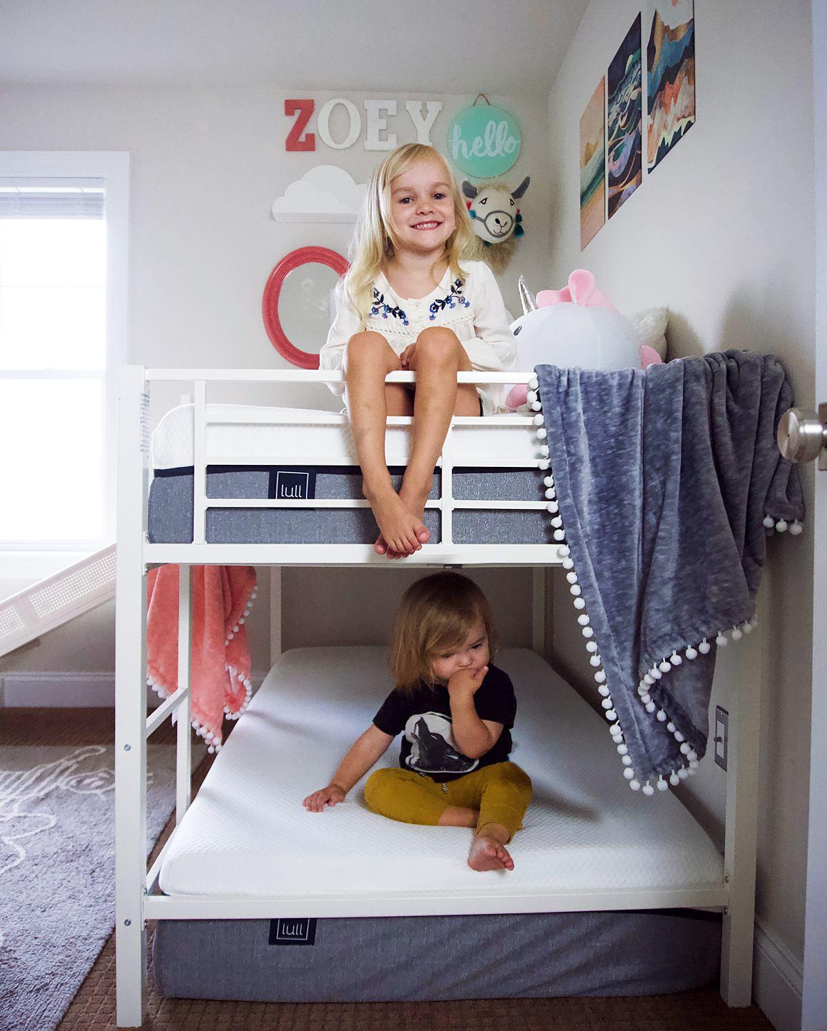 How To Design A Delightful Bedroom For 3 Crazy Kids