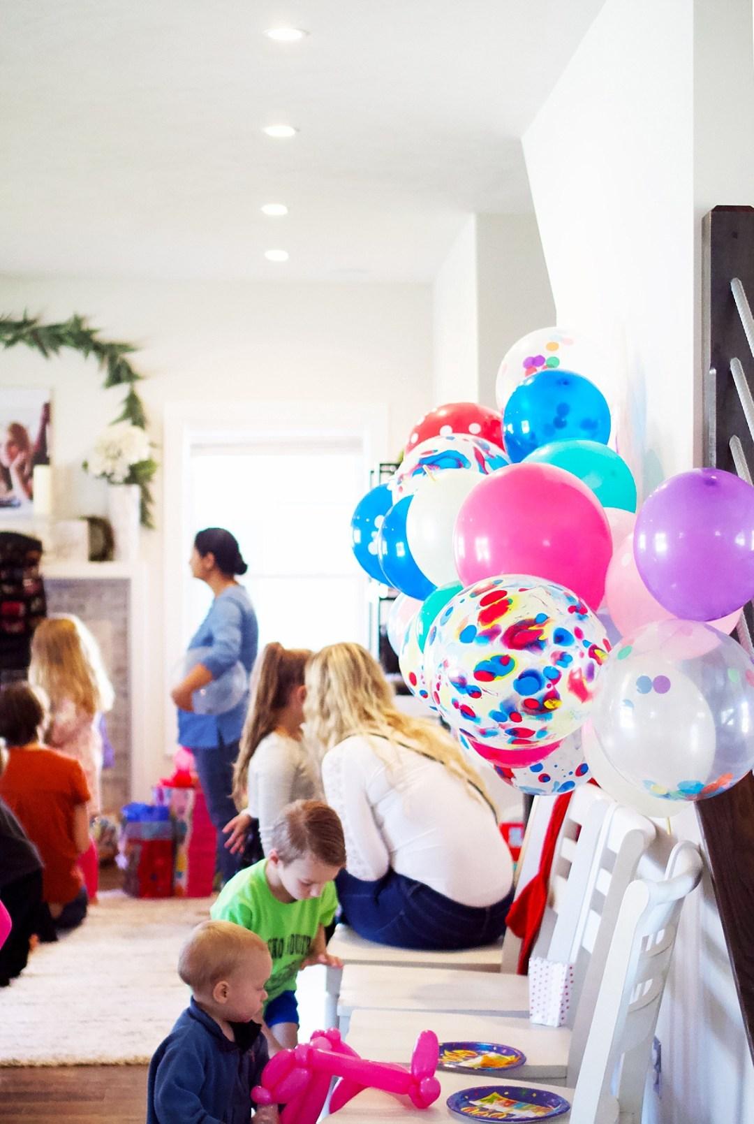 Circus Birthday Party Ideas | Decor, Food, Entertainment | Mom Blogger