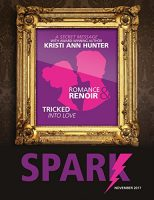 Spark art