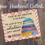 Your Husband Called…