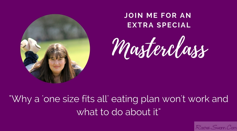 Why diet by design masterclass