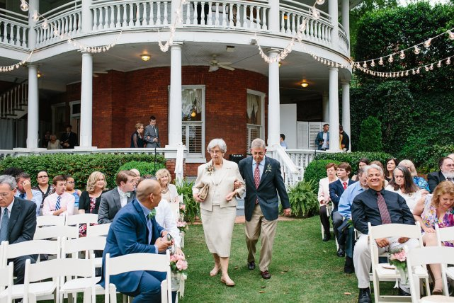 wedding  Elegant Historic Rucker Place Wedding