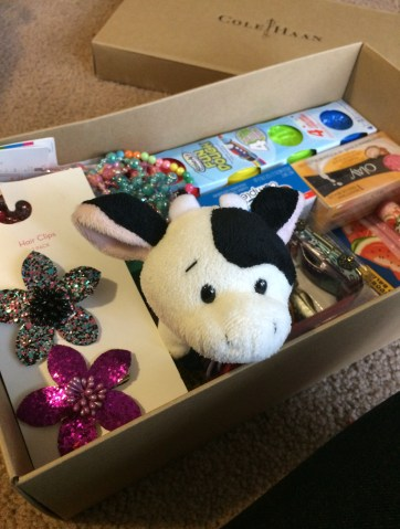 Packing Presents: OCC Blog Share