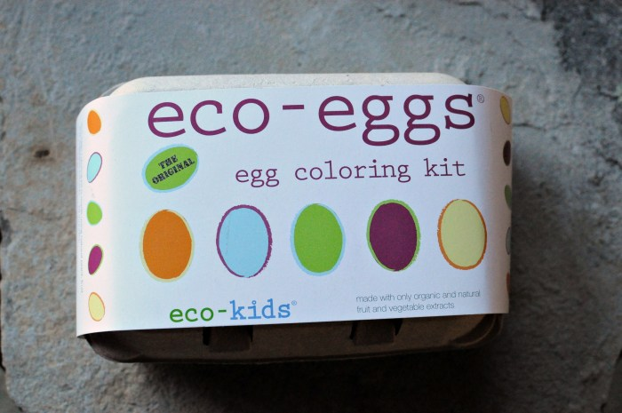 How to do all natural easter egg coloring