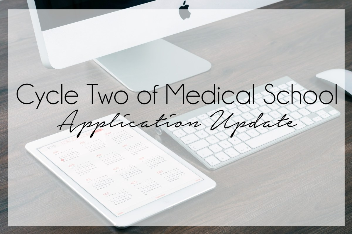 Cycle two of Medschool
