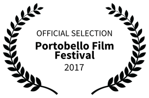 OFFICIAL SELECTION - Portobello Film Festival - 2017