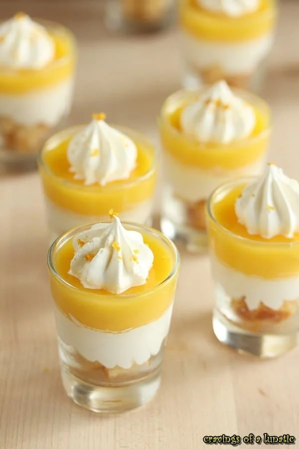 Meyer Lemon Parfaits by Cravings of a Lunatic 6