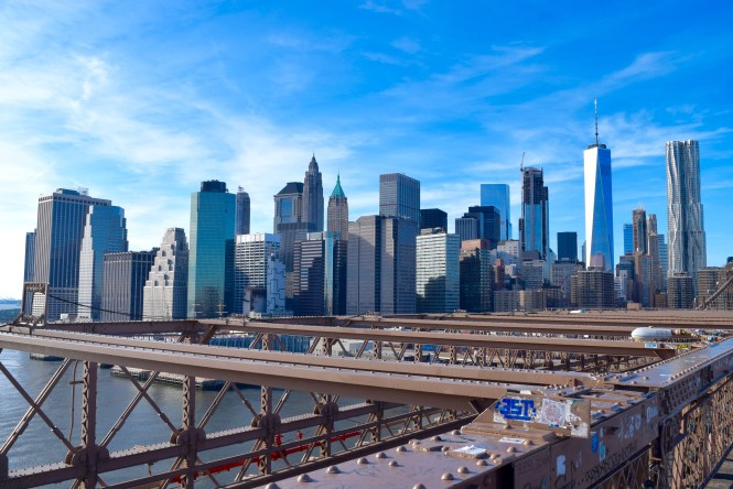 A day in new york for under 20 rachel en route when you make it to the other end of the bridge you will find yourself in the financial district take a right and find yourself in front of the law and solutioingenieria Choice Image