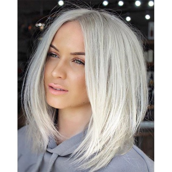 125 Icy White Platinum Hair Color Ideas And Tips