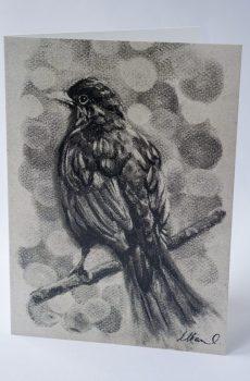 Blackbird Card 1