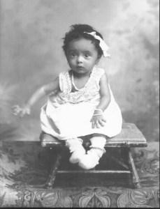 Afro-Mexican Child, Guanajuato, 1910. Romualdo García