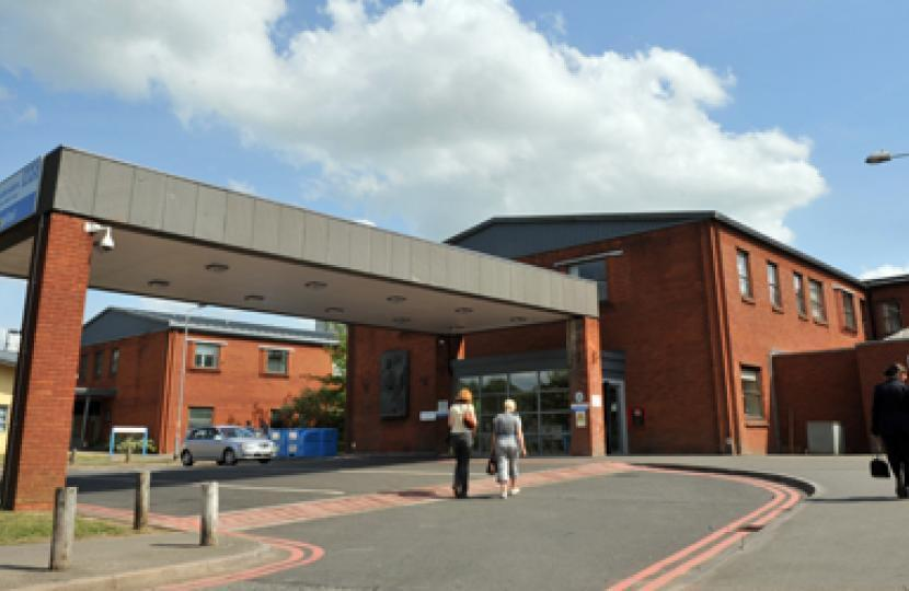 New Elderly Frail Assessment Unit at Alex helps reduce pressure on A&E