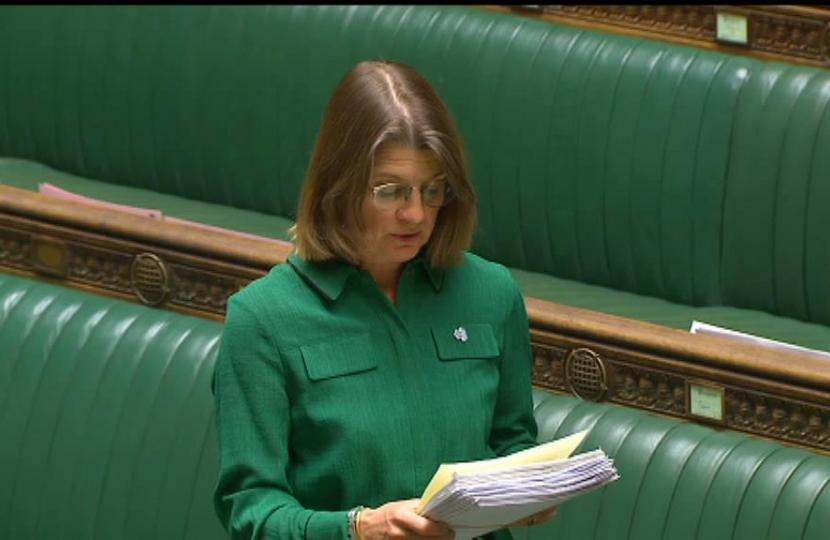 Rachel submits her Urgent Care Centre Parliamentary Petition to Parliament