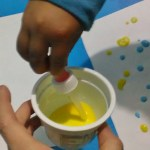 Dropper Painting: A FUN Preschool Activity
