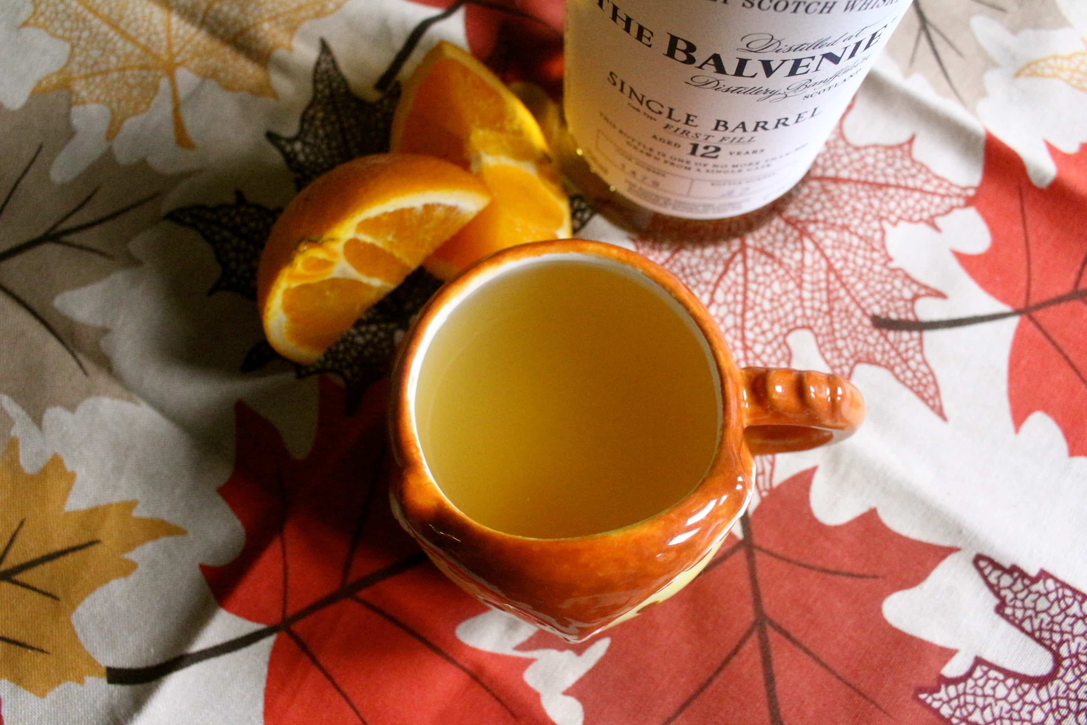 Don't Judge Me Mondays: Harvest Toddy