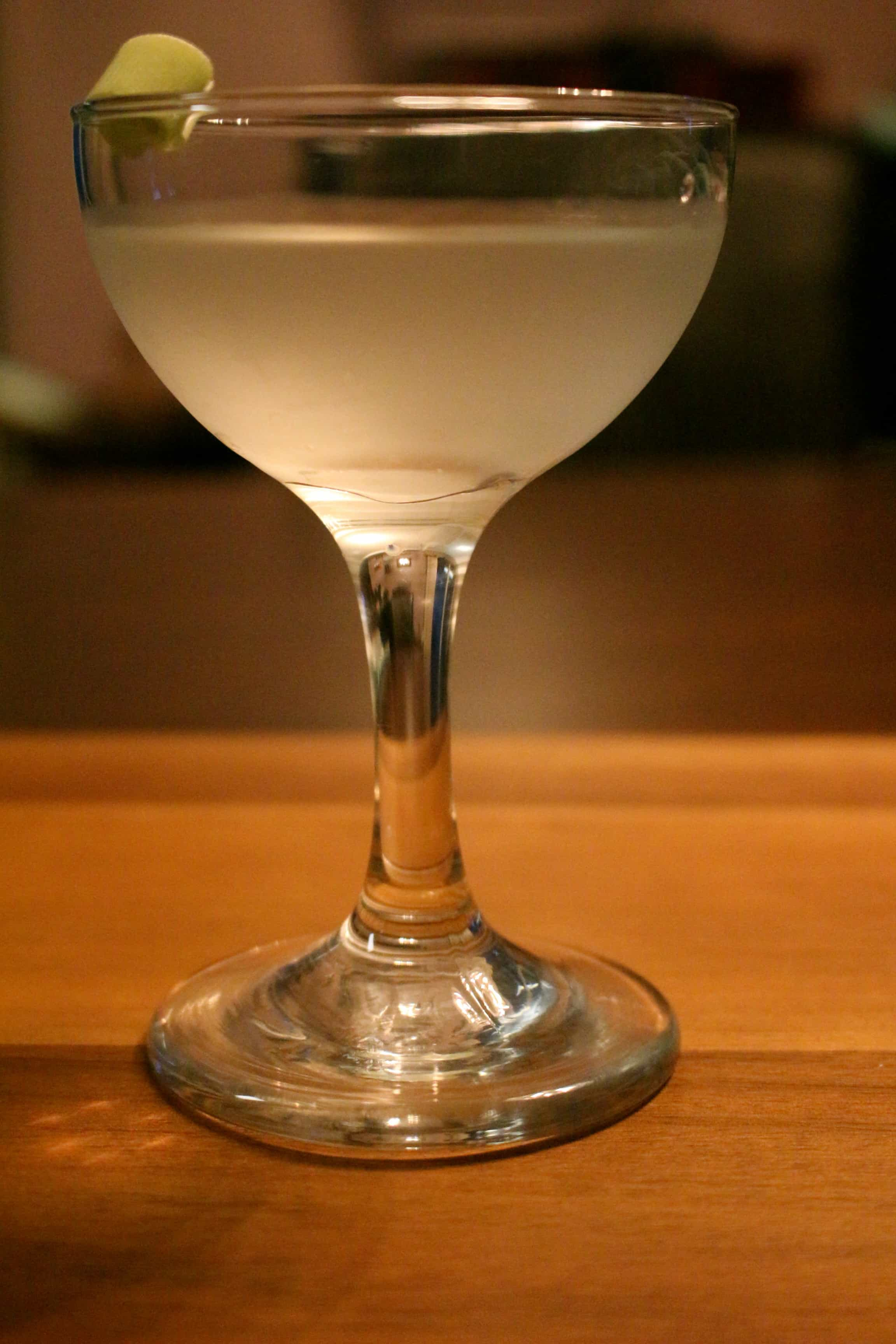 Don't Judge Me Mondays: Lemongrass Martini