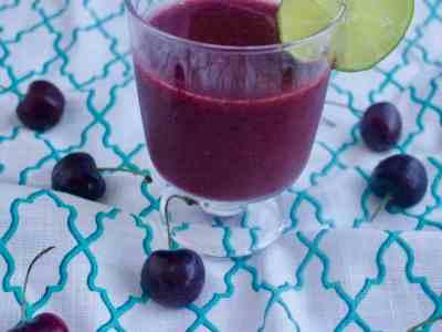 Don't Judge Me Mondays: Cherry Daiquiri