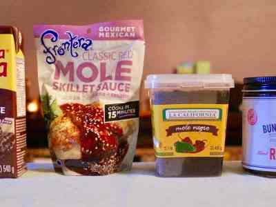 Mole Sauce taste test
