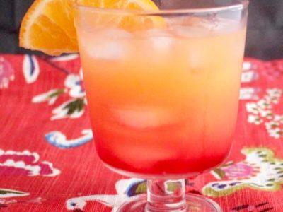 Don't Judge Me Mondays: Tequila Sunrise