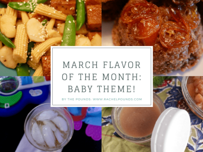 Flavor of the Month: Baby theme