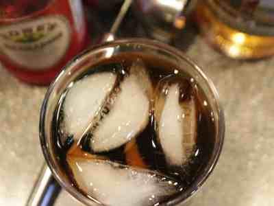 Don't Judge Me Mondays: Midnight Rum