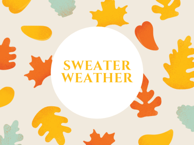 Flavor of the Month Summary: Sweater Weather