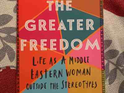 Book Club- The Greater Freedom