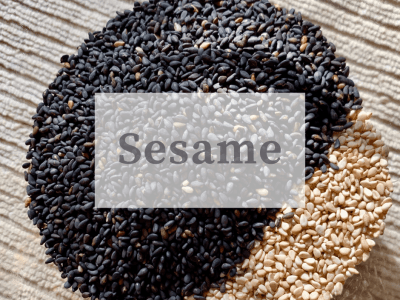 Flavor of the Month: Sesame