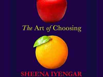 Book Club- The Art of Choosing