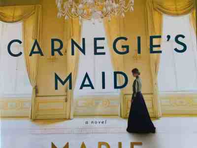 Book Club- Carnegie's Maid