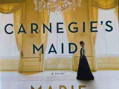 Book Club- Carnegie's Maid