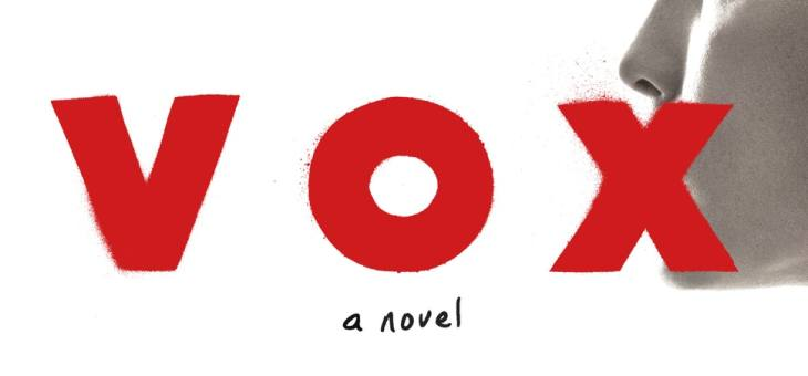 Netgalley Review-'Vox' by Christina Dalcher