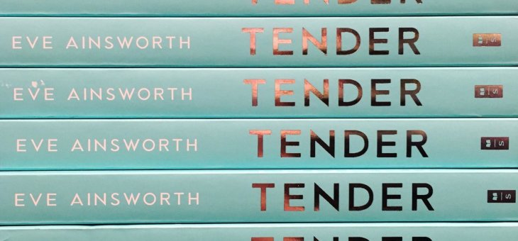 Recommended Reads-Eve Ainsworth 'Tender'