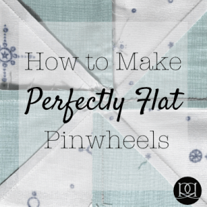 Perfect Pinwheels
