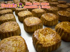 Red Beans Paste Mooncake