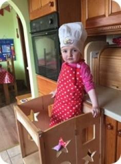 Raising Children To New Heights With The Guidecraft Kitchen Helper
