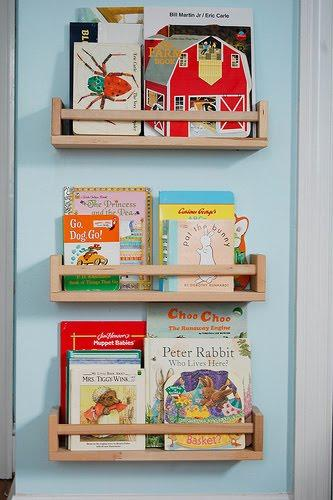 Simple, Quick and Easy Book Shelving Solutions
