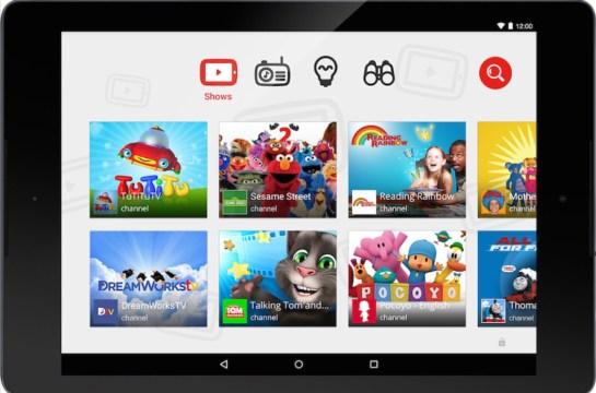 Techy Tablet Time & Kids You Tube- screenshot
