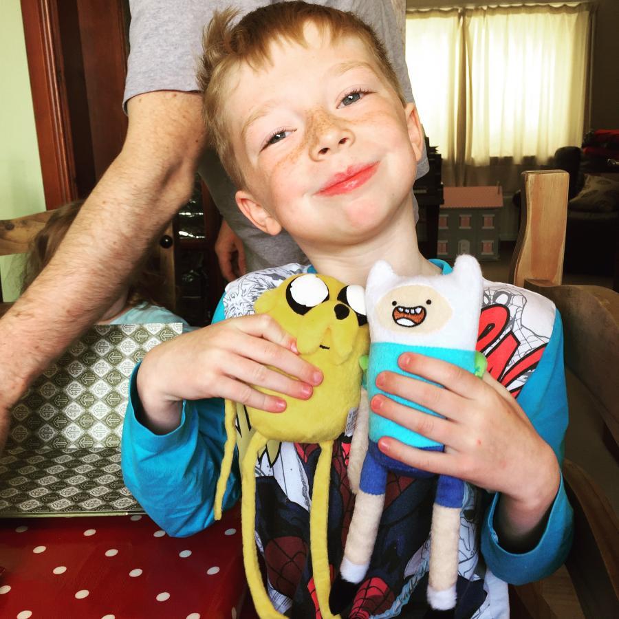 #MySundayPhoto – The Birthday Boy